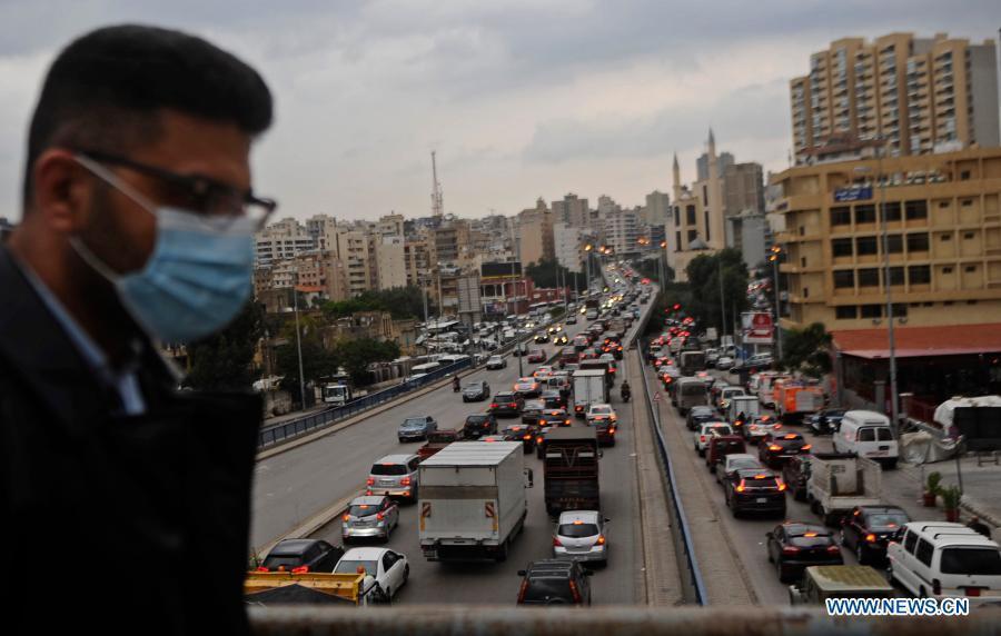 Lebanon to ease COVID-19 lockdown measures