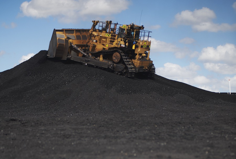 Demand for Australian coal set to fall in China in 2021