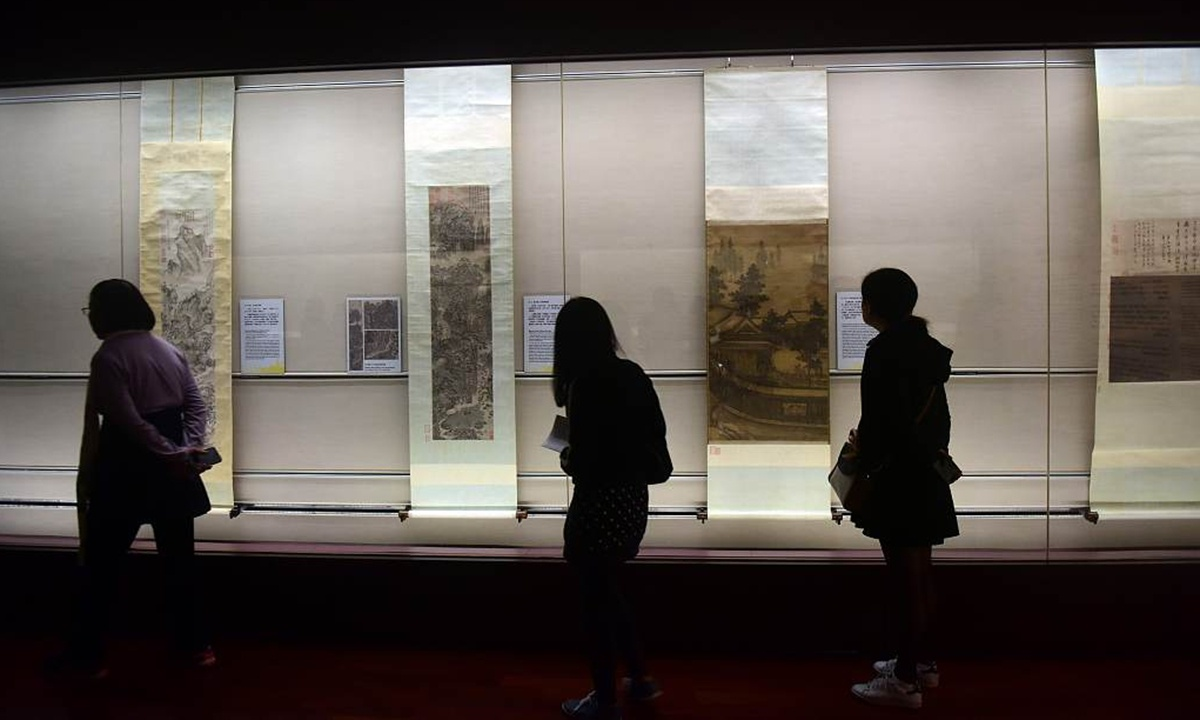 Palace Museum in Taiwan reported to have changed name