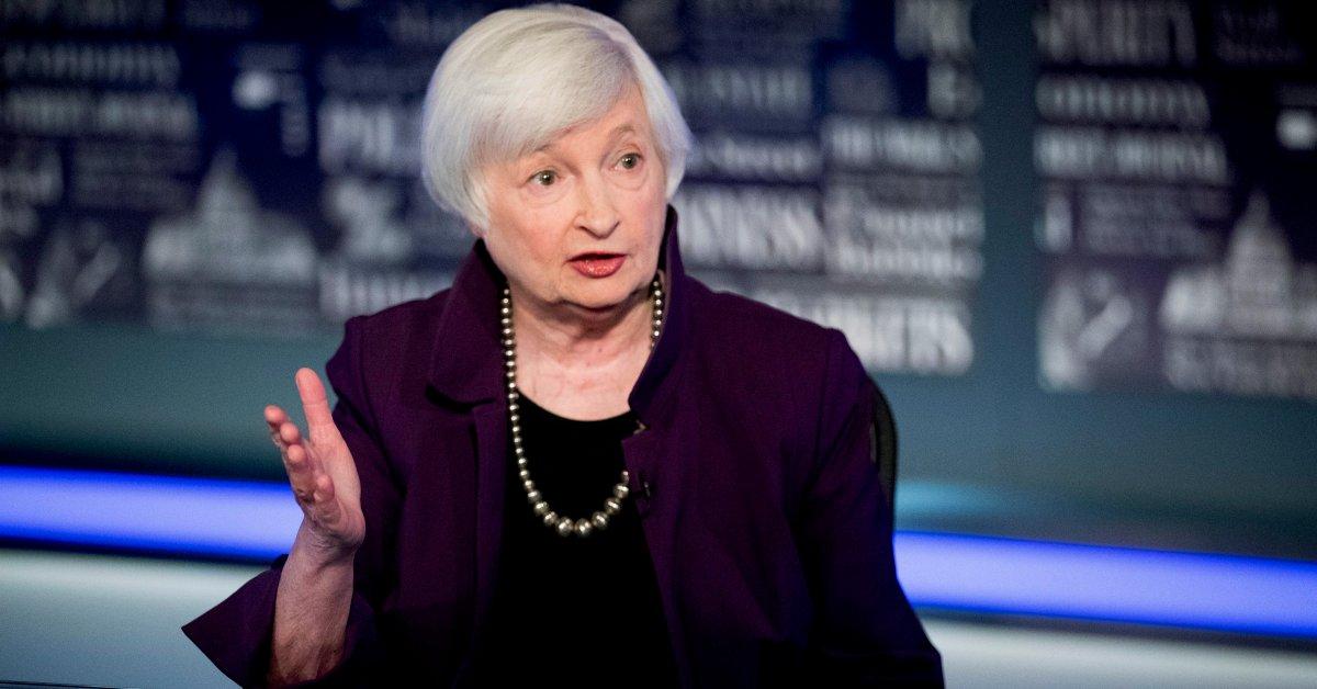 Biden nominates former Fed Chair Janet Yellen as treasury secretary