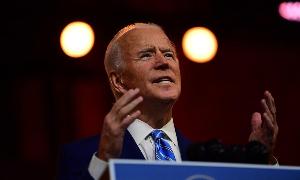 China eyes Biden team for trade talks