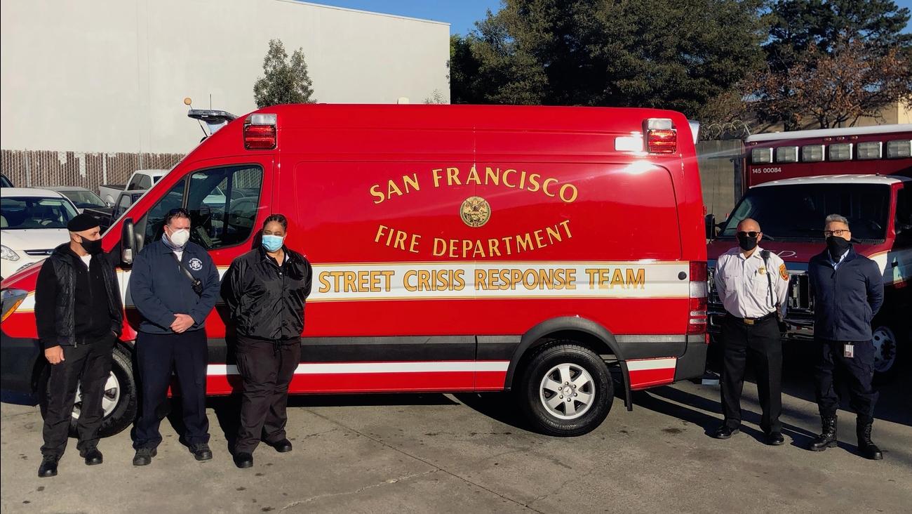 US San Francisco launches street crisis response team