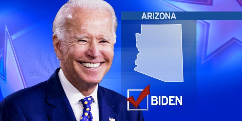 Arizona certifies Biden's victory over Trump in presidential election