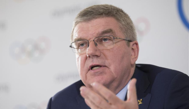 Bach is sole candidate in IOC presidential election
