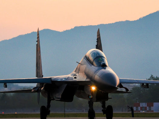 PLA holds intensive fighter jet exercises at strategic military location in NW China