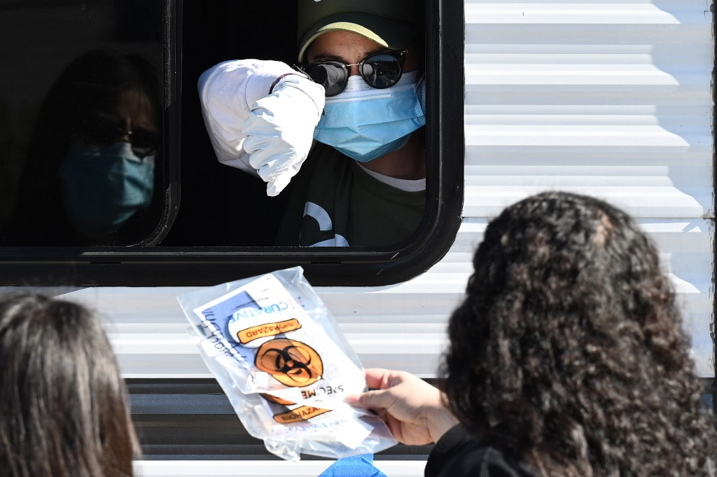 The latest: COVID-19 outbreak worldwide (Updated December 2)