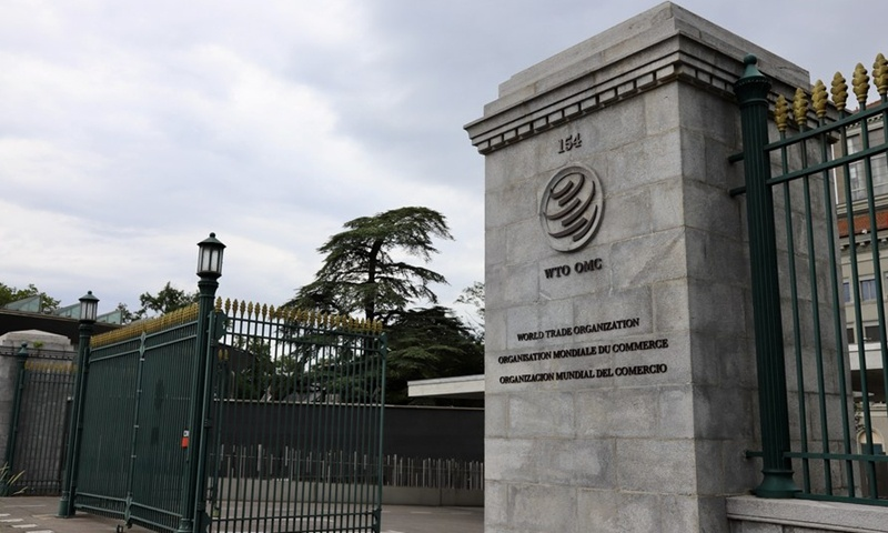 WTO's dispute resolution mechanism may resume as Biden enters White House: expert