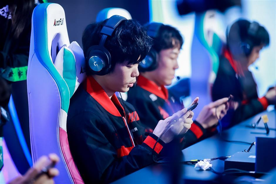 Inaugural 2020 eSports Shanghai Masters takes off