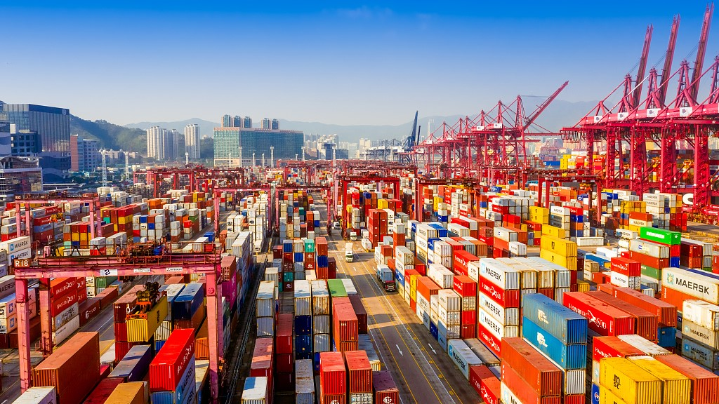 Shipping container freight rates soar amid export boom