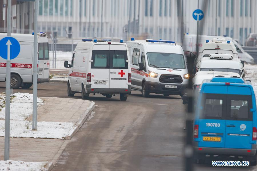 Russia confirms single-day record of 28,145 new COVID-19 cases