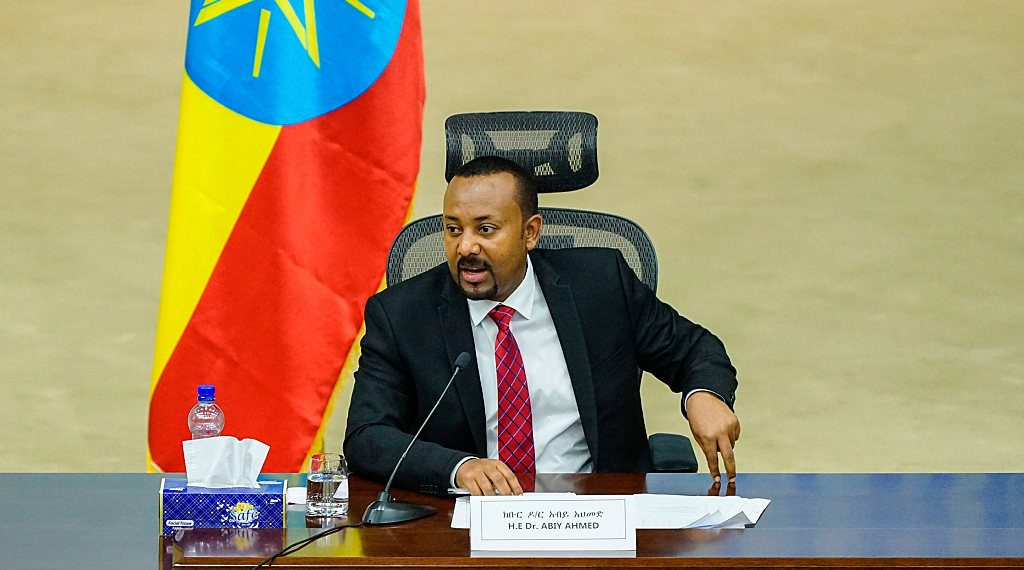 Ethiopian government: Senior politician linked to Tigray region rebellion surrenders
