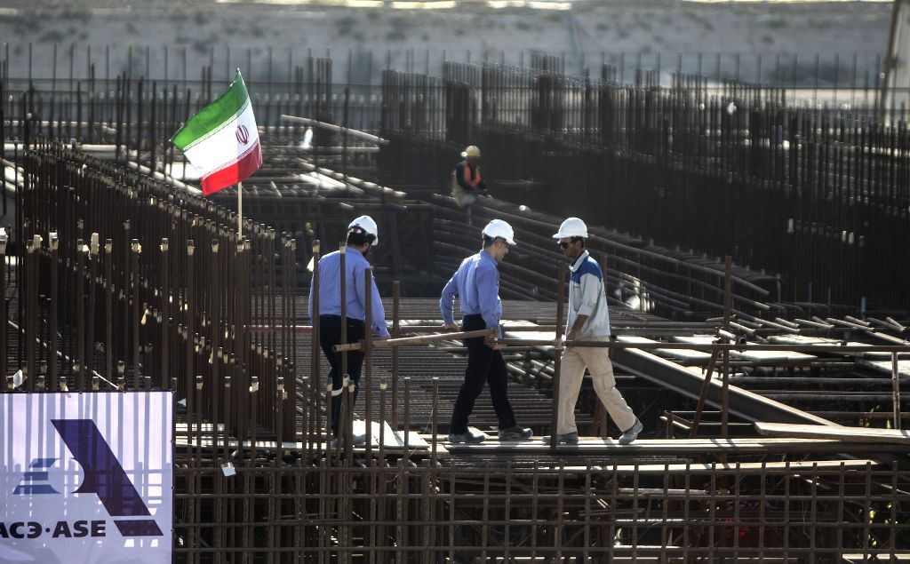 Iran's legislative body approves bill urging suspension of nuclear inspections