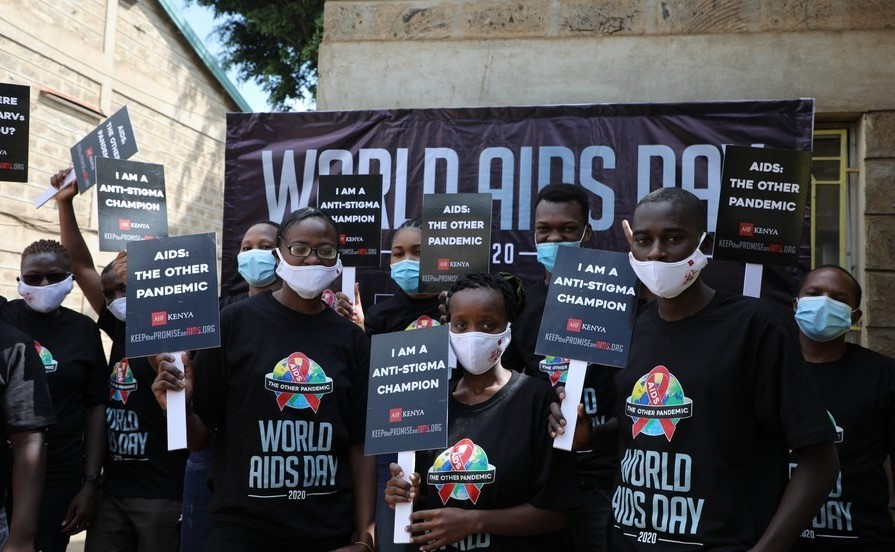 Fight against AIDS amid the COVID-19 pandemic