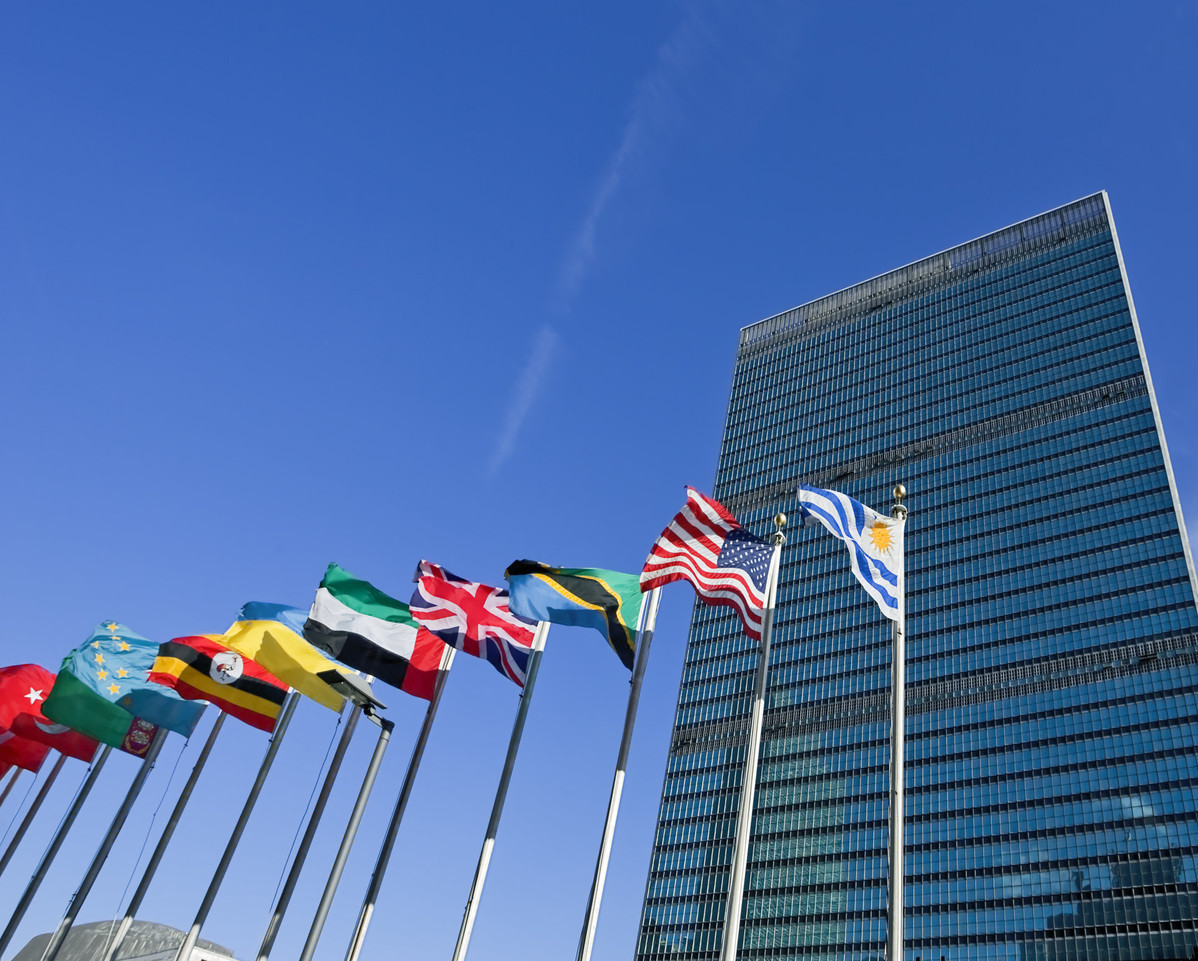 US grabs chance of UN gathering to try and spread political virus