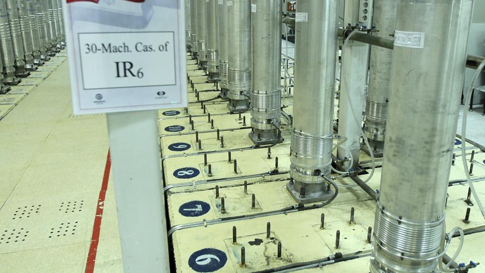 Iran's legislative body approves bill on halting nuclear inspections