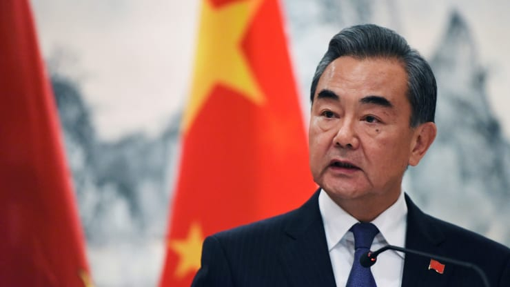 Chinese foreign minister to attend UN special session on COVID-19