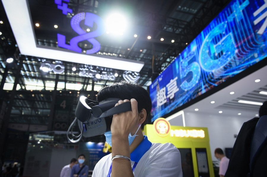 China's 5G communication industry expected to reach value of 503.6 billion yuan in 2020