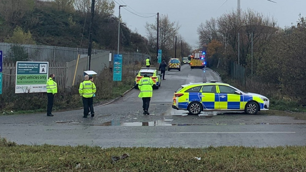 Casualties confirmed in large explosion in western England: local media
