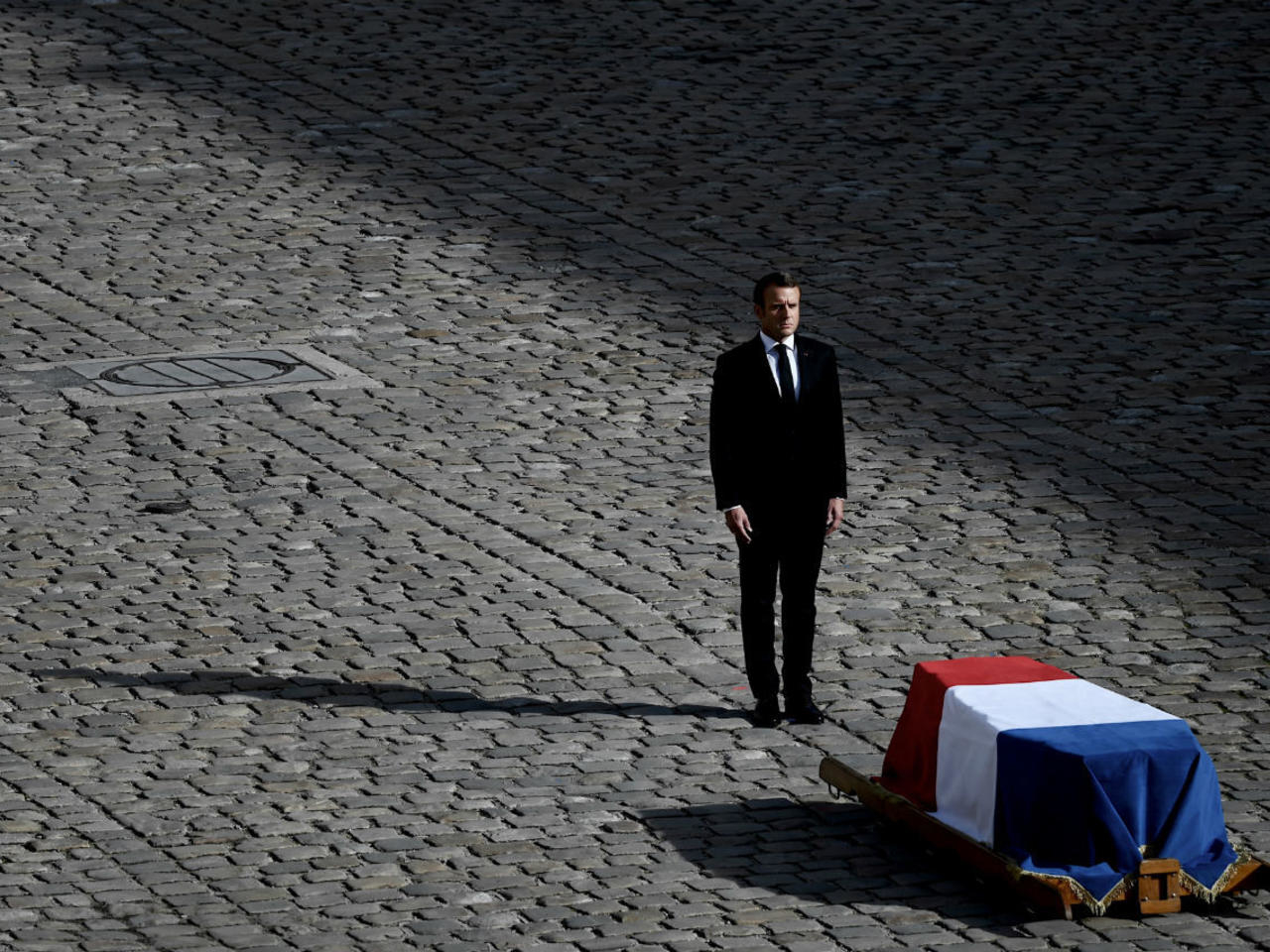 France declares national day of mourning for late president Valery Giscard d'Estaing