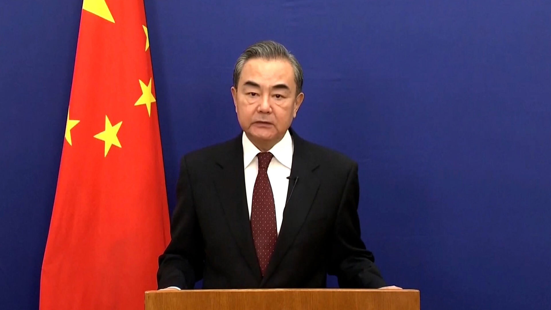 Wang Yi addresses UN special session on COVID-19
