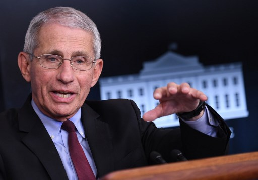 Biden says asked Fauci to join his Covid team