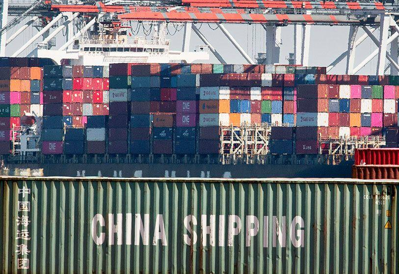 China edges past US as Europe's top trade partner