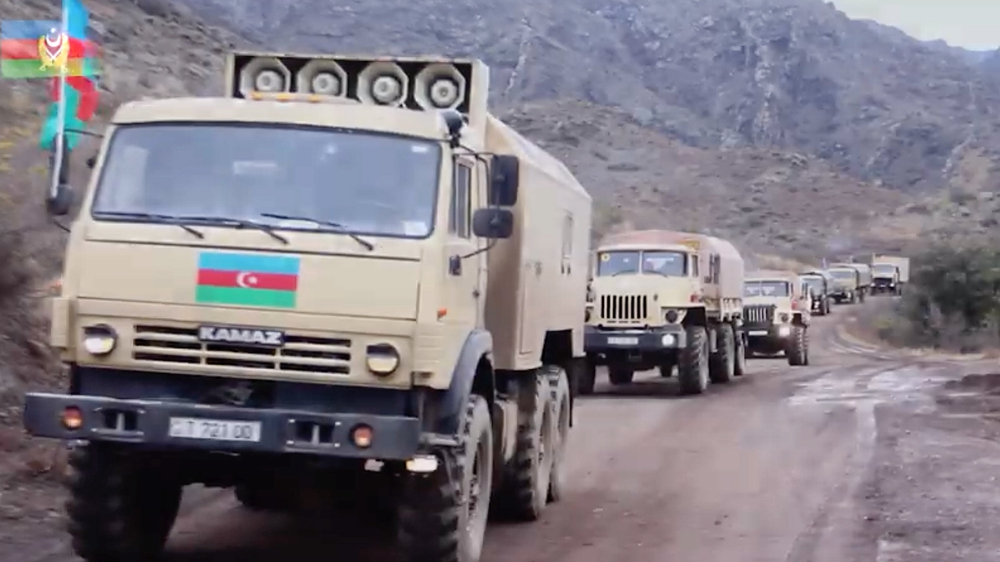 Nagorno-Karabakh conflict: over 5,000 killed and foreign mercenaries to withdraw from the region
