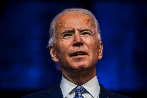 Biden to urge Americans to wear masks for first 100 days after he takes office
