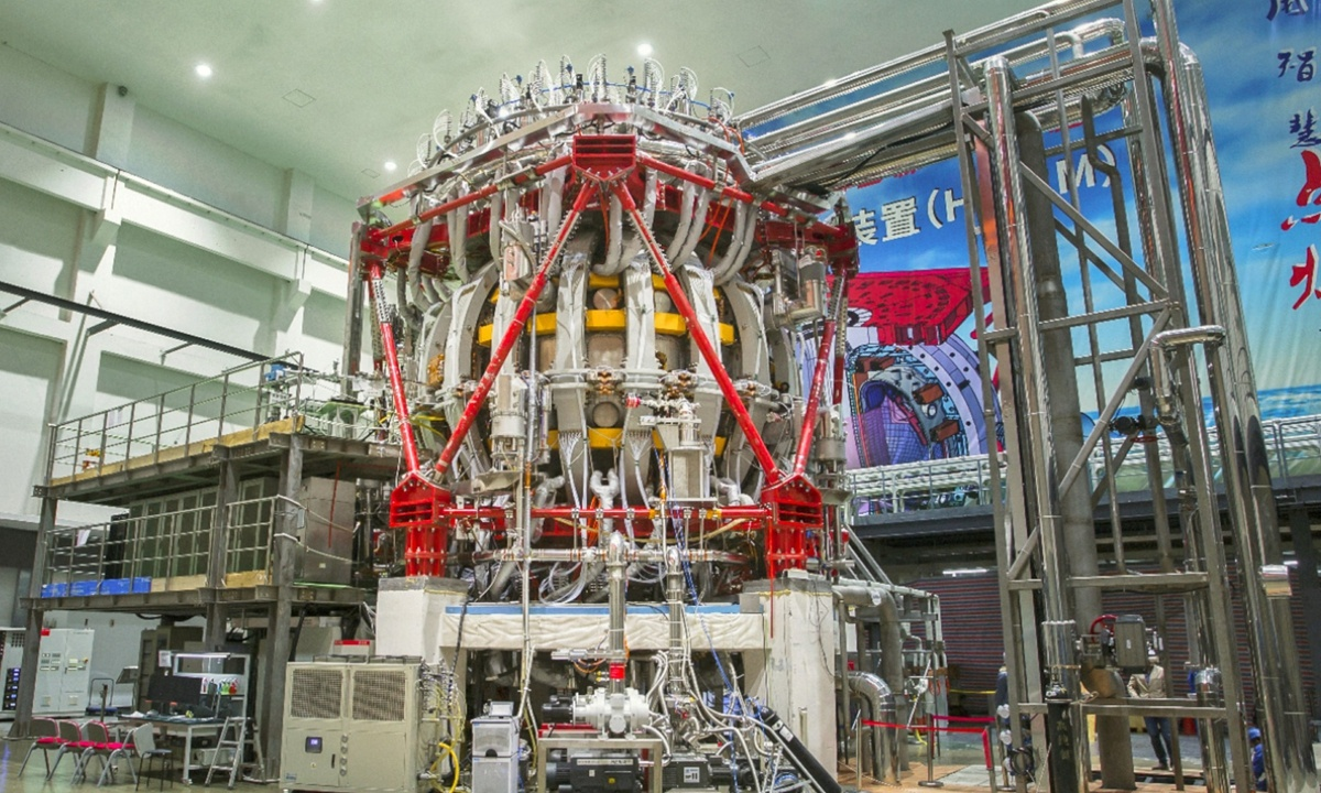 China sees major breakthrough in nuclear fusion with artificial sun