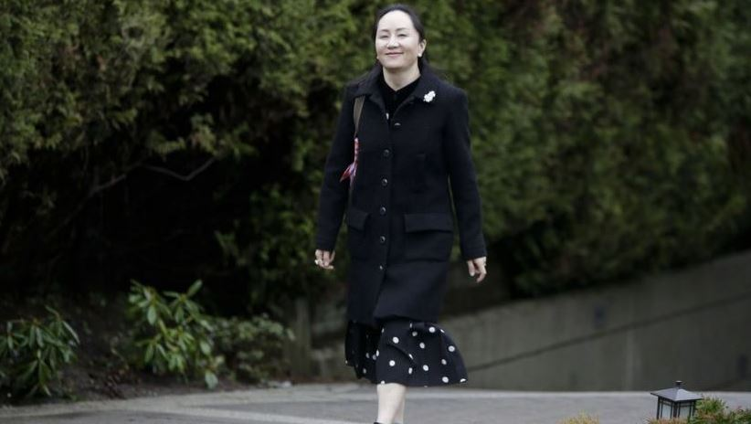 China says Huawei's Meng Wanzhou is innocent, demands release