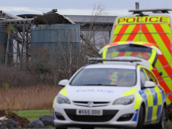 Four killed in large blast in western England: local police