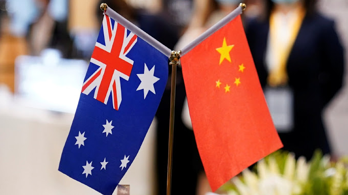 Marred by war crimes, Australia turns the table on China