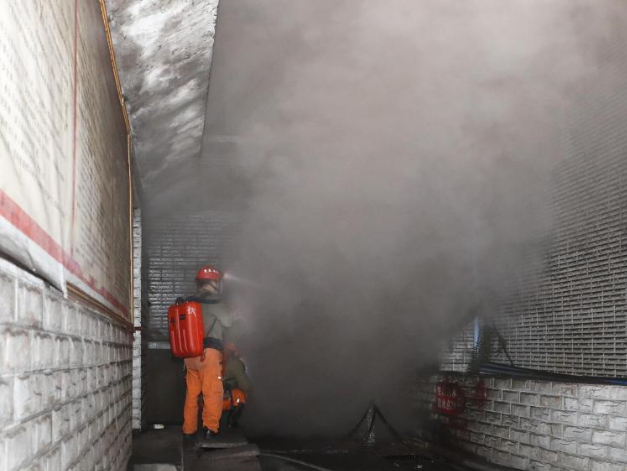 18 dead, one rescued in China mine accident