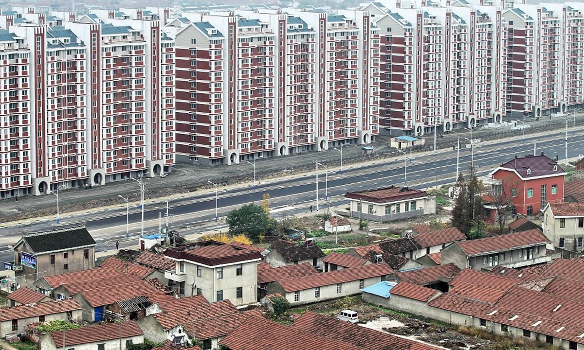 China's housing market cools in November: report