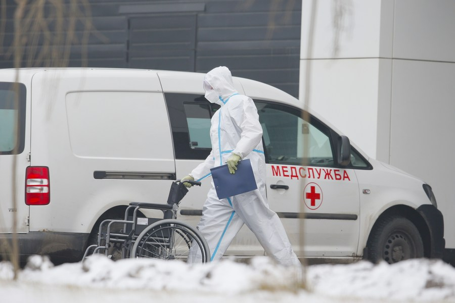 The latest: COVID-19 outbreak worldwide (Updated December 5)