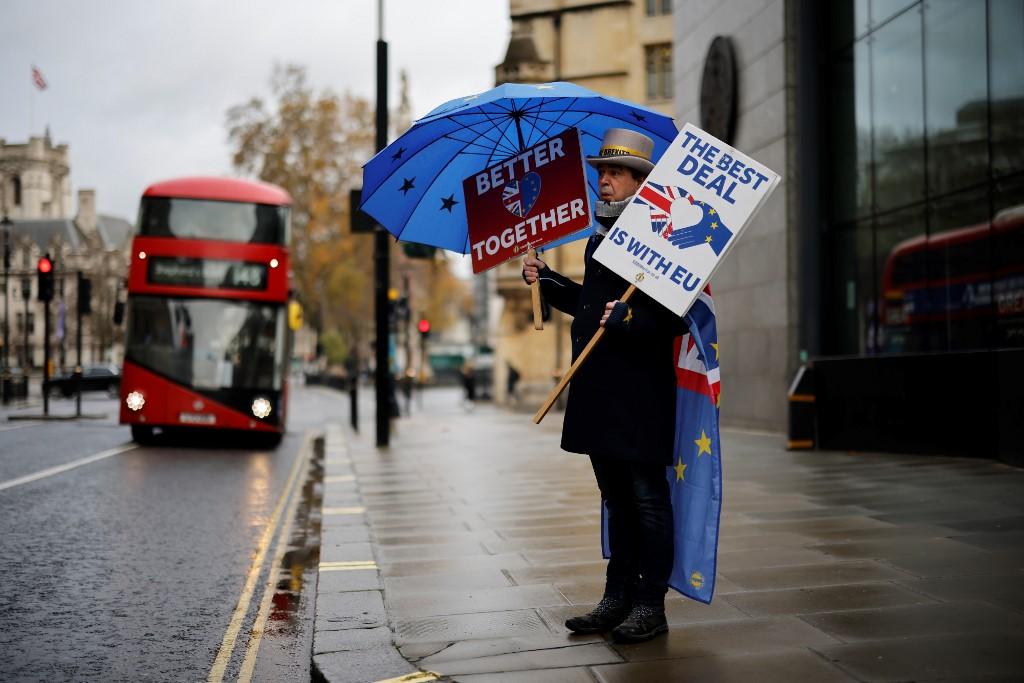 UK, EU leaders to discuss post-Brexit trade talks