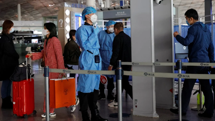 Chinese mainland reports 18 new confirmed COVID-19 cases