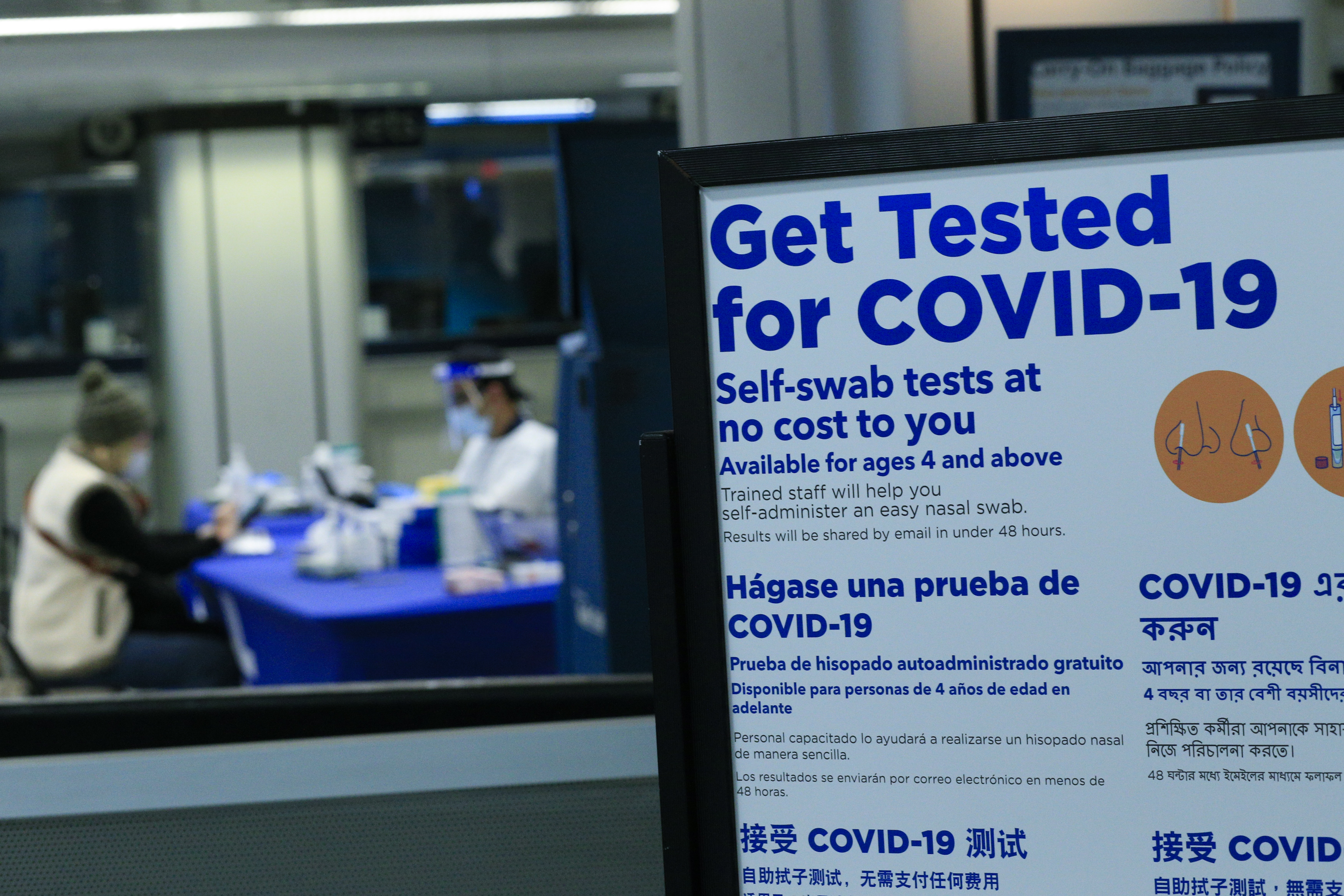 The latest: COVID-19 outbreak worldwide (Updated December 6)