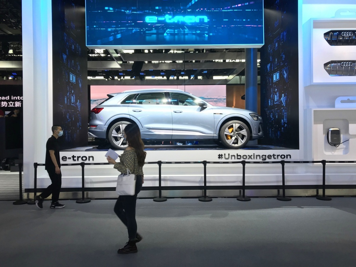 China's NEV market to boom in next five years: report