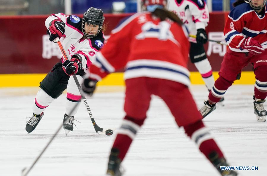 National Ice Hockey Championships: Hebei vs. Beijing