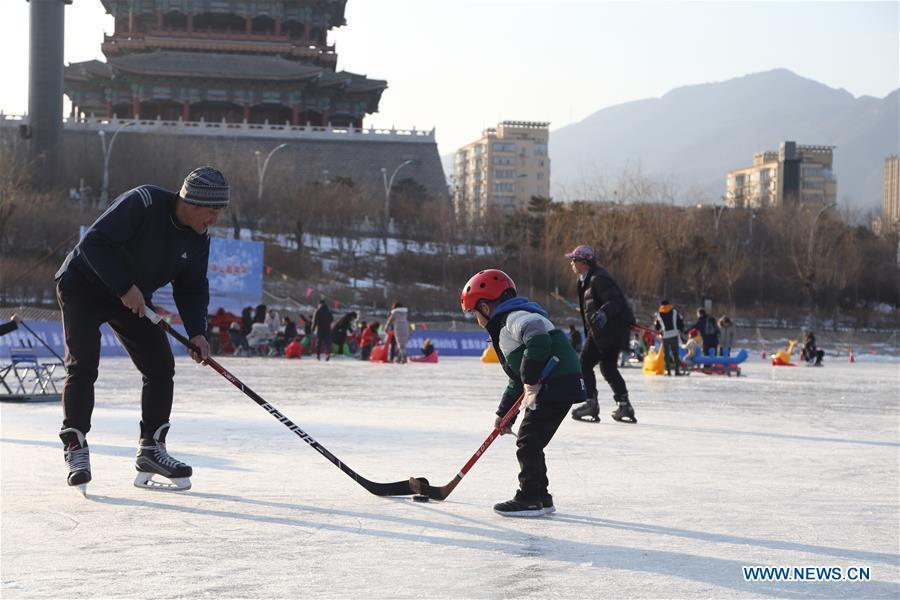 150 million people in China participated in ice-snow sports last winter