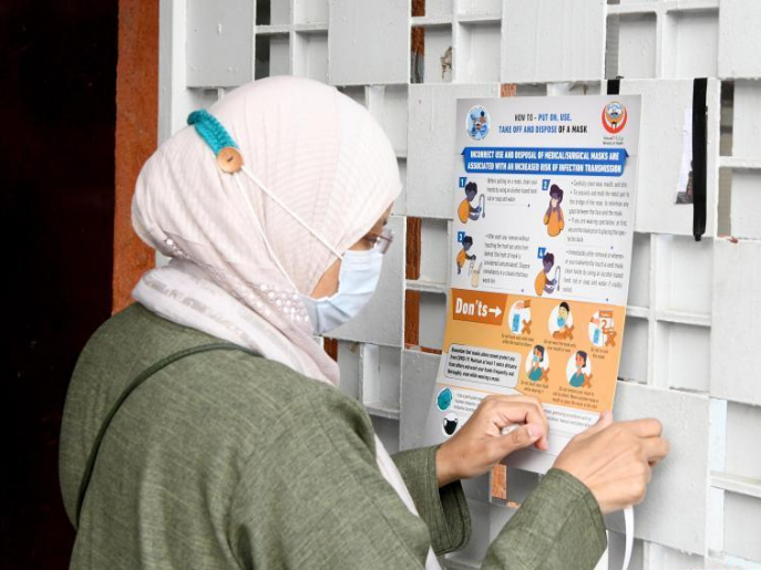 Voting begins in Kuwait for parliamentary elections