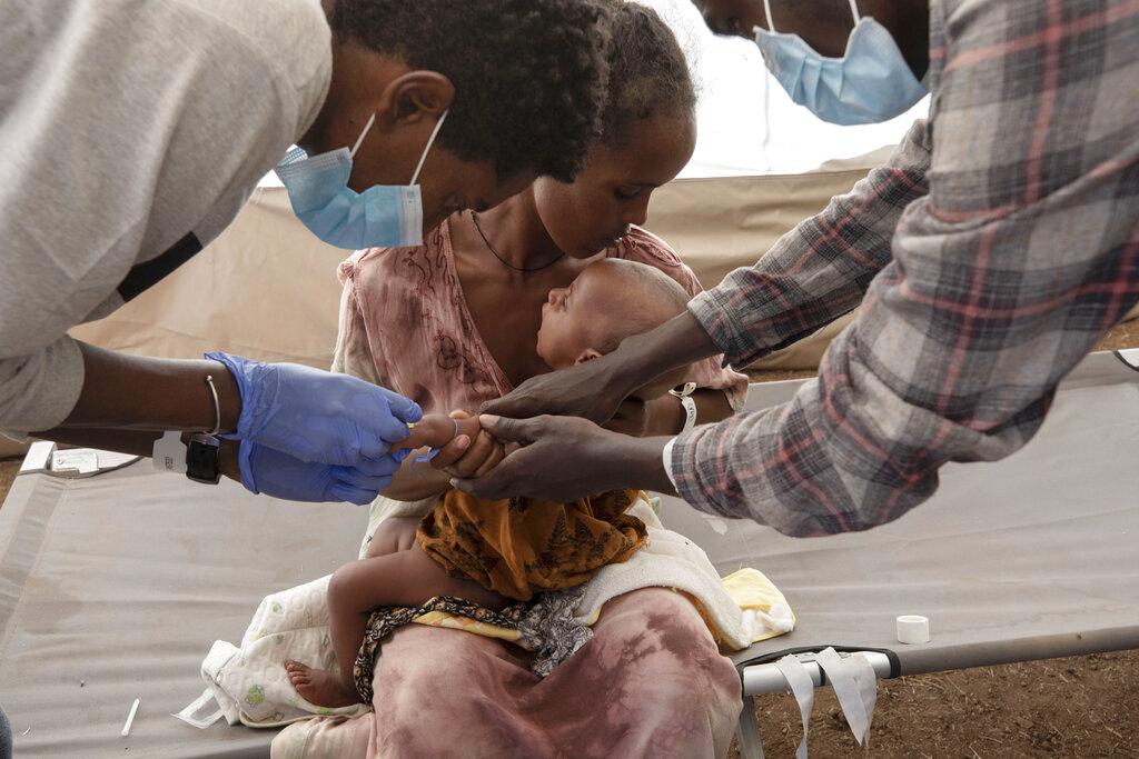 Ethiopia's conflict stokes humanitarian and virus crisis