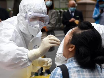 Chengdu reports new domestic COVID-19 case