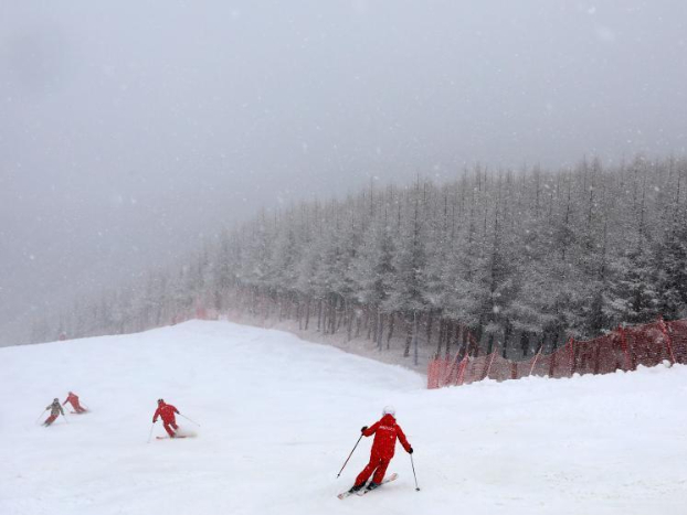 North China's Chongli promotes development of ice and snow industry
