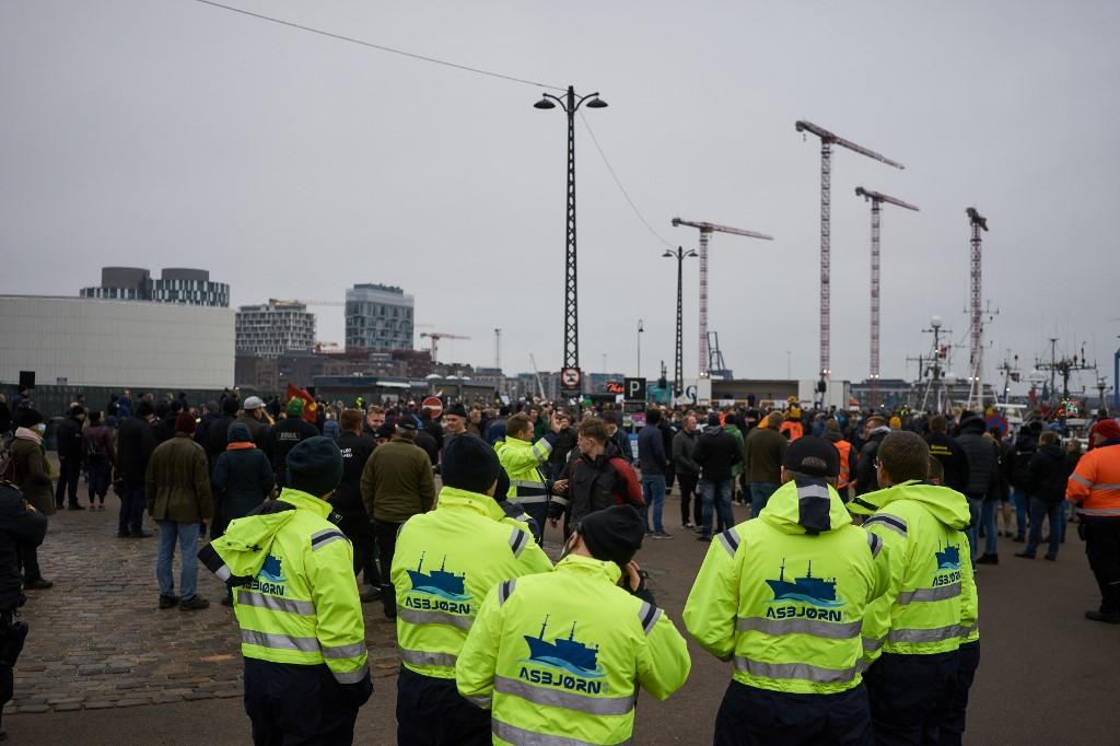 Denmark reports 1,745 new COVID-19 cases