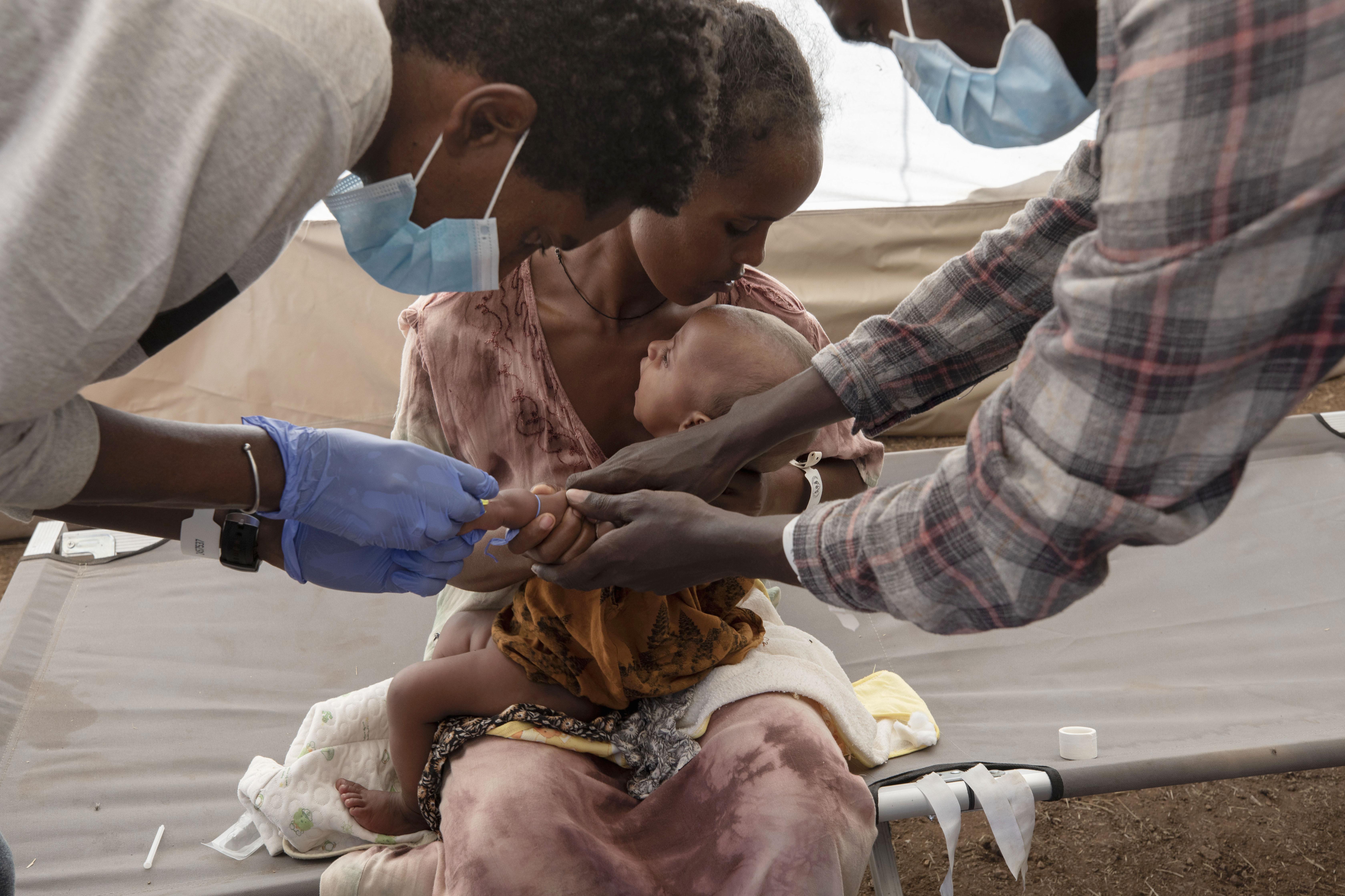Insecurity prolongs in Ethiopia's Tigray region