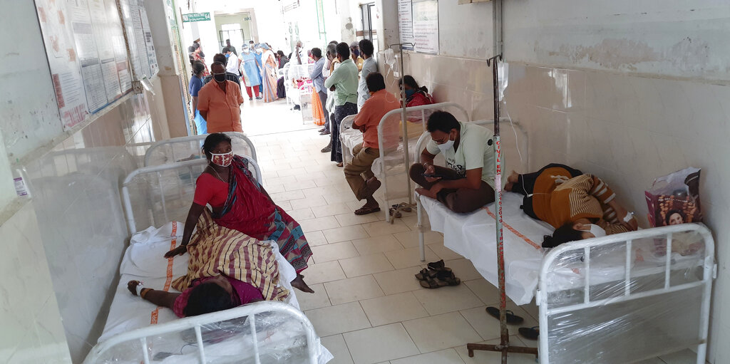 Hundreds ill, 1 dead due to unidentified disease in India