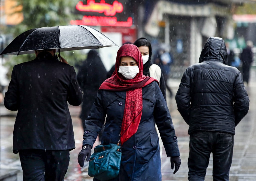 Iran reports 10,827 new COVID-19 cases, 1,051,374 in total
