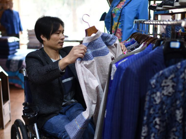 All 488,000 registered impoverished disabled people in Guizhou lifted out of poverty